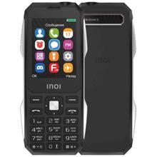 """Inoi 244Z 2.4"""" Dual Sim Black მობილური ტელეფონი"""