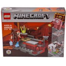 Pinocchio Minecraft კონსტრუქტორი