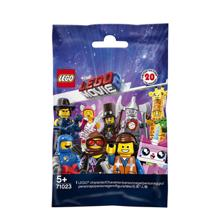 lego MOVIE 2 მინიფიგურები