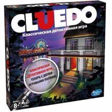 HASBRO სამაგიდო თამაში HAS Clue