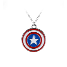 ყელსაბამი Captain America