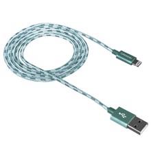 CANYON CNE-CFI3G USB to Lightning 1M მობილურის კაბელი
