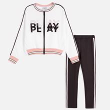 Mayoral Miss Tracksuit with side strips
