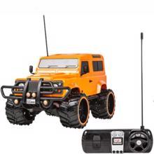 Maisto Off-Road R/C Land Rover Defender დისტანციური მართვის მანქანა