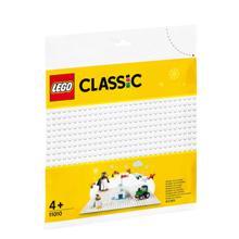 Lego CLASSIC კლასიკური თეთრი ბაზა
