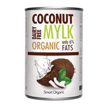 Smart Organic ქოქოსის რძე 400 მლ