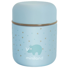 Miniland Mini Azure Silky თერმოსი 280 მლ