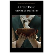 ბიბლუსი Oliver Twist - ჩარლზ დიკენსი