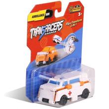 TransRacers სათამაშო სასწრაფოს მანქანა