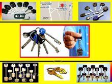 გასაღების დამზადება, გამრავლება, აღდგენა, პროგრამა. Key
