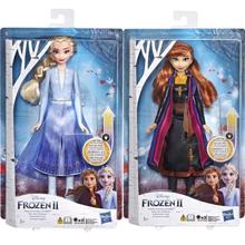 HASBRO თოჯინა Frozen 2 Light Up Fashion ast