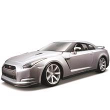 Bburago სათამაშო ლითონის მანქანა 1/18 2009 Nissan GT-R