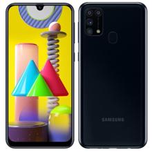 Samsung Galaxy M31 6/128GB LTE Black მობილური ტელეფონი