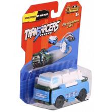 TransRacers სათამაშო გადამზიდი მანქანა
