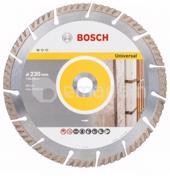 BOSCH ალმასის დისკი უნივერსალური Bosch Standard for Universal 230x22.23 მმ