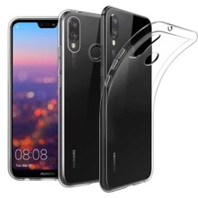 Huawei Case for Huawei P20 Lite Transparent Back Cover ქეისი