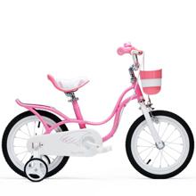 "Royalbaby Little Swan Girl's Bike Pink ველოსიპედი 16"""