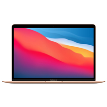 "Apple MacBook Air 13"" A2337 256GB 2020 Gold ნოუთბუქი"