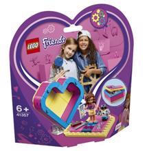 Lego FRIENDS Olivias Heart Box ასაწყობი გული