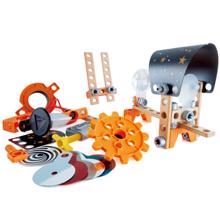Hape ასაწყობი სათამაშო Optical Science Lab