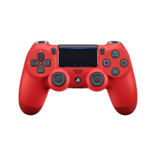SONY Dualshock 4 PS4 Controller Red კონტროლერი