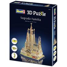 Revell 3D ფაზლი - Sagrada Familia