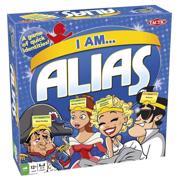 I am Alias − სამაგიდო თამაში