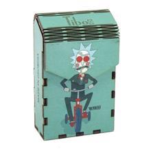 Tibox • ტიბოქს ხის ყუთი Rick and Morty | Saw