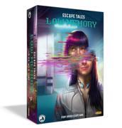BOARD & DICE Escape Tales: Low Memory სამაგიდო თამაში