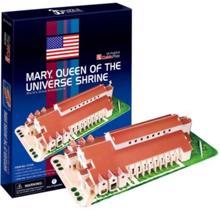 cubicfun 3D ასაწყობი ფაზლი Basilica of National Shrine of Mary