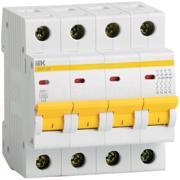 ავტომატური ამომრთველი IEK ВА47-29 4Р C40 (MVA20-4-040-C)