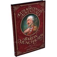 Fantasy Flight Games The Extraordinary Adventures of Baron Munchausen სამაგიდო თამაში
