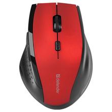 Defender Accura MM-365 Red მაუსი
