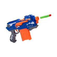 Globo იარაღი რბილი ტყვიებით Rifle W/Light W/16 Soft Bullets
