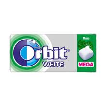 Orbit საღეჭი რეზინი Mint 16.4 გრ