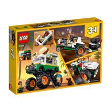 LEGO CREATOR-მონსტრების ბურგერები