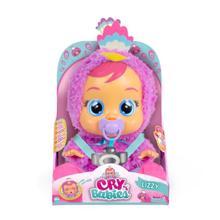 IMC Toys ინტერაქტიული თოჯინა Cry Babies Lizzy