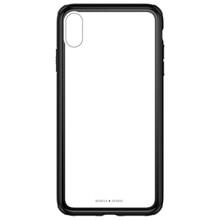 Baseus WIAPIPH65-YS01 for iphone XS Max Transparent/Black ქეისი