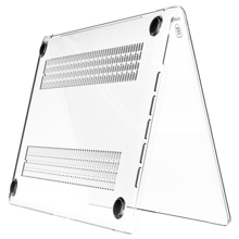 Baseus SPAPMCBK15-02 Air Case For Apple New MacBook Pro 15-inch Transparent ნოუთბუქის ქეისი