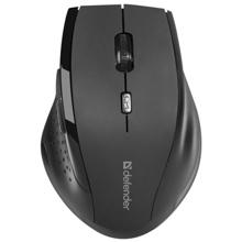 Defender Accura MM-365 Black მაუსი