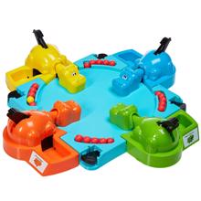 HASBRO Hungry Hippos სამაგიდო თამაში