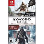 NINTENDO SWITCH ASSASINS CREED: THE REBEL COLLECTION