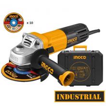 INGCO კუთხსახეხი კომპლექტში 950W