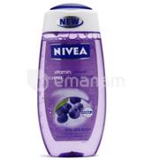 შხაპის გელი Nivea ვიტამინების ძალა 250 მლ