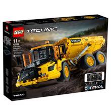 LEGO TECHNIC-არტიკულატორული გადამყვანი