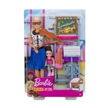 MATTEL Barbie Career მუსიკის მასწავლებელი