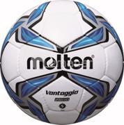 Molten ფეხბურთის ბურთი MOLTEN F5V2800 ვარჯიშისთვის,ხელოვნური ტყავი, ზომა 5