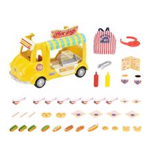 Baby Corner სათამაშო - ტყის ქალაქი Fast food