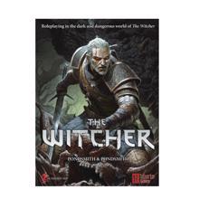 R. TALSORIAN GAMES  როლური თამაში The Witcher TRPG