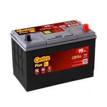 Centra აკუმულატორი Centra PLUS CB954 95 A/h JIS